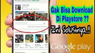 Gambar cover Cara Mengatasi Playstore Yang Gagal Download Aplikasi