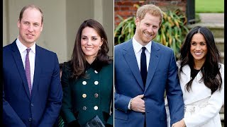 William and Kate Will Host Prince Harry and Meghan Markle Over the Holidays