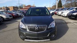 2016 Buick Encore for Ron