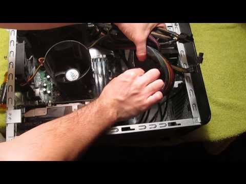 HOW TO: Install a Graphics Card In Your PC & Supply Sufficie