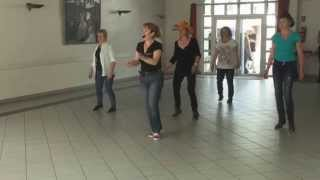 Johnny Coolman -- Line Dance -- Création de Martine