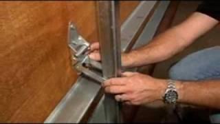 Bracing your garage door