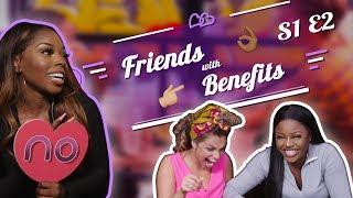 Will Nella Rose Help Rachel Bada Find Her Dream Man? 😂  Friends With Benefits   S1 EP2