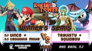 KT #4 - SJ Vince + Crowding Movie vs. Squid Boy + Travesty - Winner's Semifinals
