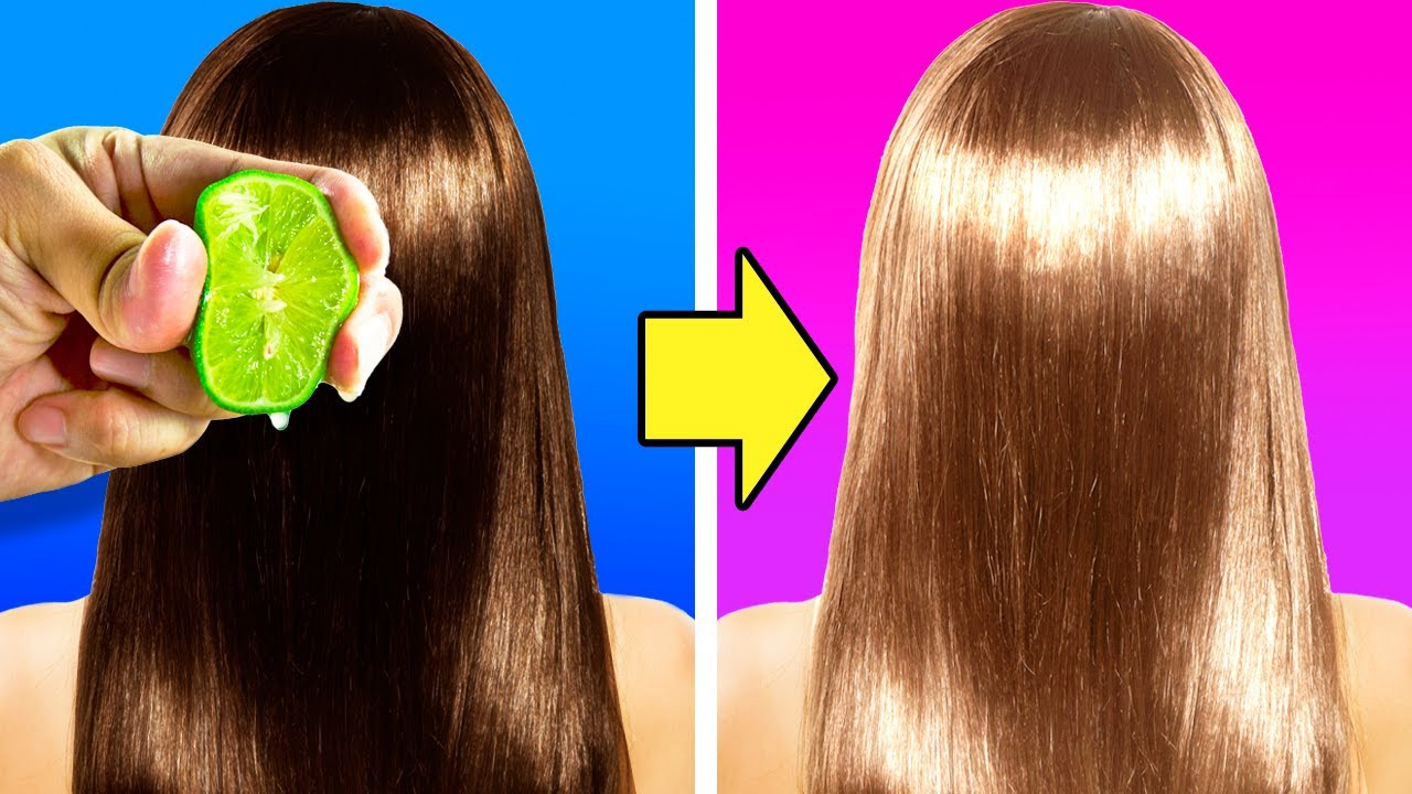 30 FRESH HACKS FOR YOUR HAIR