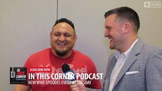 Samoa Joe talks Brock Lesnar