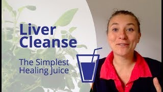 How to Cleanse Your Liver Quickly With This Juice