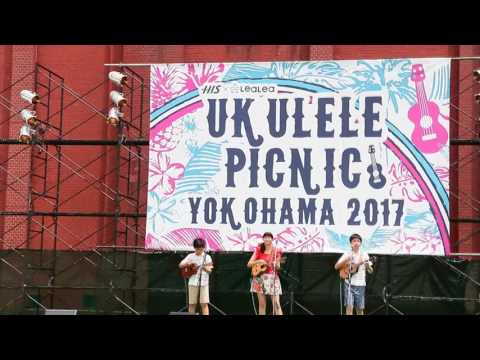 CAR Ukulele band-uke on-2017 YOKOHAMA Ukulele Picnic