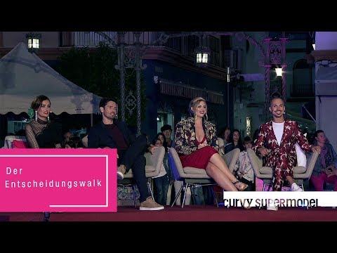 Curvy Supermodel - Der Entscheidungswalk - RTL II