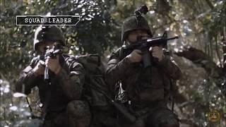 Philippine Infantry Squad - Basic Philippine Army Unit