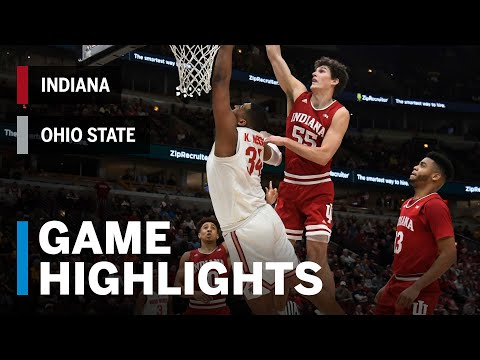 The Sports Feed - Buckeyes Get Past Indiana Will Now Face Michigan State