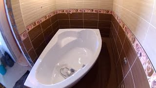 Увеличенная ванная,да и вся квартира тоже увеличена ч 3