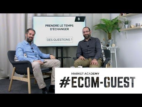 #ECOMGUEST - Les règles d'or pour créer sa marketplace - Market Academy & Wizaplace
