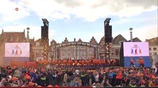 Koningsdag 2015 (deel 4) Dordrecht - muziek + afsluiting
