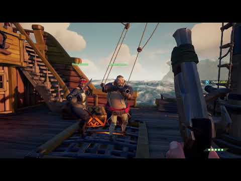 "Sea of Thieves - ""Be More Pirate"" gameplay trailer"