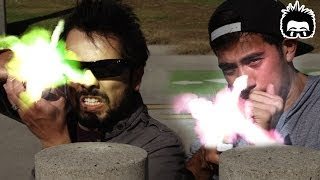 Epic Toy War - with Zach King