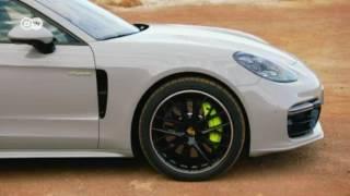 بورش Panamera Hybrid   عالم السرعة