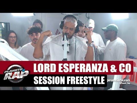 Youtube: Lord Esperanza – Freestyle ft Eden, Nelick, Haristone, Pollux, Nueve Sid, Verso & Co #PlanèteRap