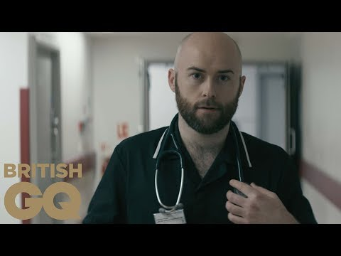Meet The Male Nurse Representing Man At His Best | Gillette | British GQ