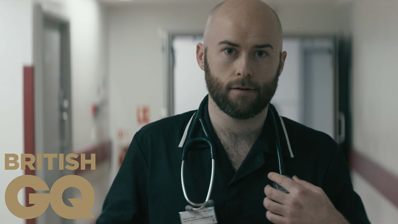 Meet the male nurse representing man at his best | Gillette | British GQ