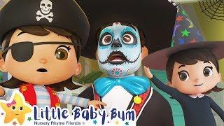 Yes! Halloween Trick or Treat | Best Baby Songs | Kids Cartoons | Nursery Rhymes | Little Baby Bum