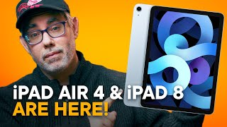 New iPad Air 4 (2020) is Here!