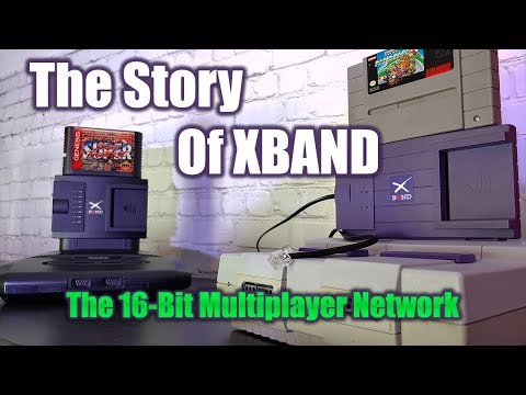 Playing Super Nintendo & Genesis Online In 1994 | The CRAZY Story Of XBAND - Retro Gaming History!