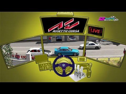 Real traffic?? Ruta de montaña / Transfagarasan / Assetto Corsa Online