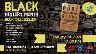 LRBC Black History Month Panel