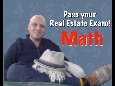 Real Estate Exam Math Prorations Youtube
