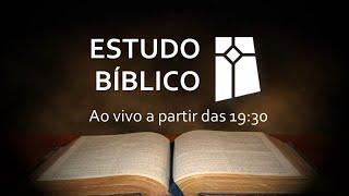 Estudo Bíblico - Mateus 7.13-29 (11/06/2020)