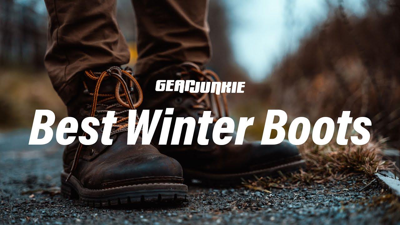 Godik Mens Yovan Waterproof Snow Boot