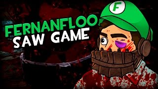 FERNANFLOO SAW GAME: AYUDANDO A UN AMIGO | iTownGamePlay