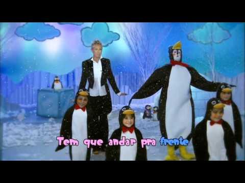 Xuxa -- A dança do Pinguim -- Videoclipe Oficial