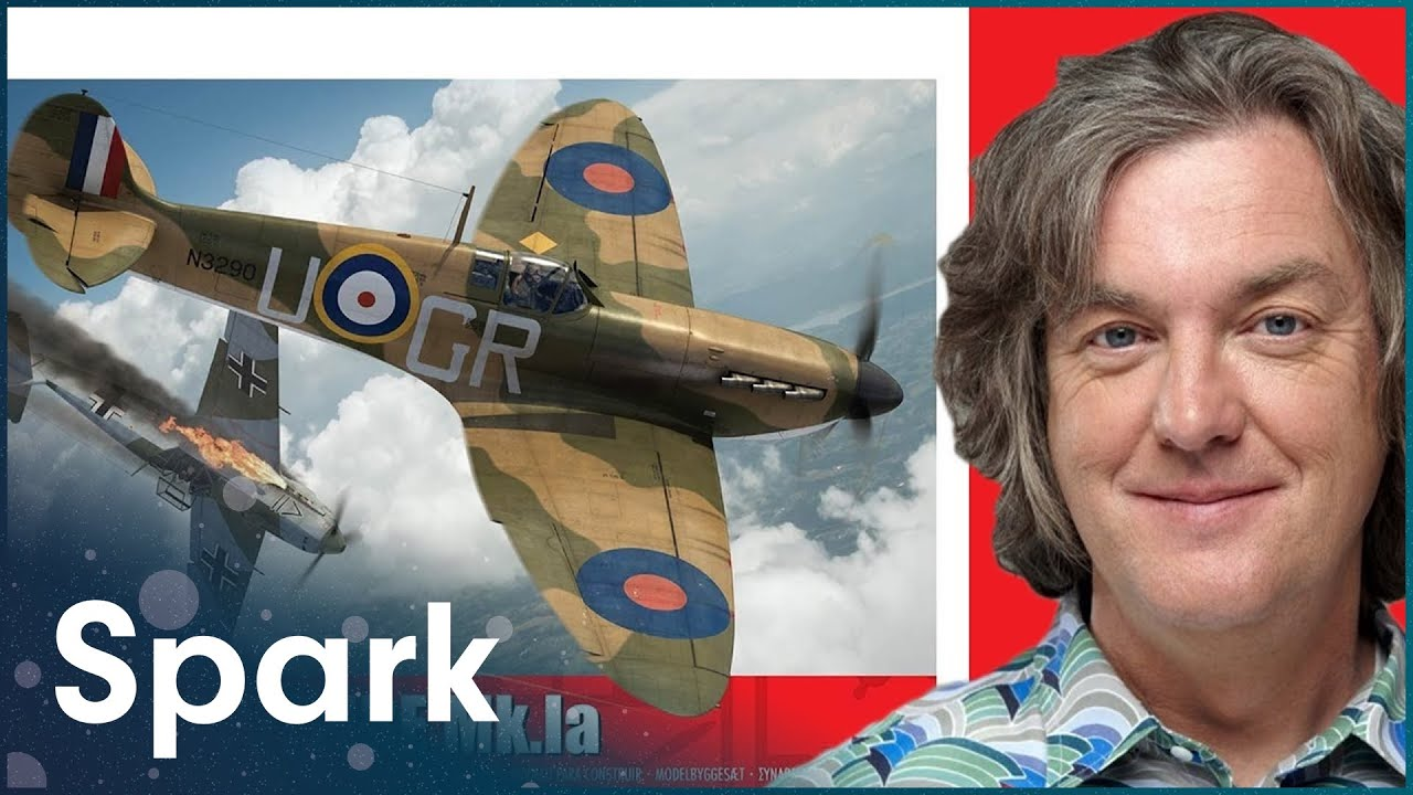 Can You Build A Life-Size Airfix Spitfire? | James May's Toy Stories | Spark