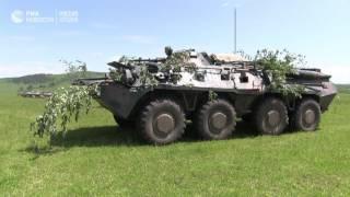 Учения НАТО в Румынии