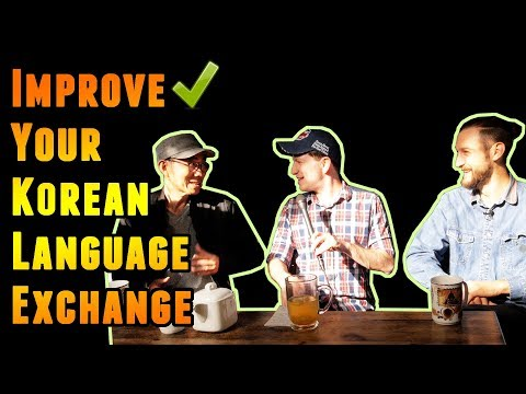 Korean Language Exchange PROBLEMS | Tips for Language Exchange