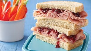 Top 6 Kid-Tested Ham Sandwich Recipes