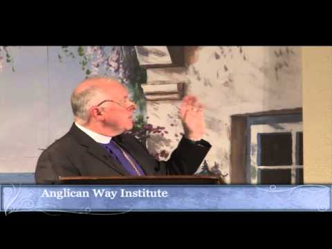 Anglican Way Institute Opening Plenary