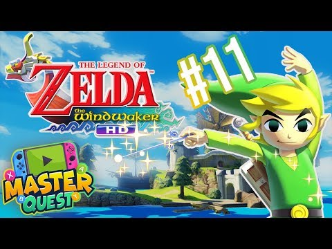 Let's Play The Legend of Zelda: The Wind Waker HD | Ep 11