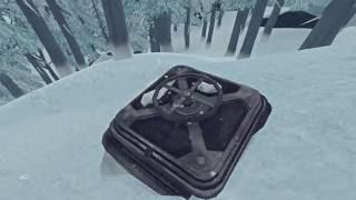 The Long Dark Гайд#1 :  Как найти бункер на Загадочном Озере