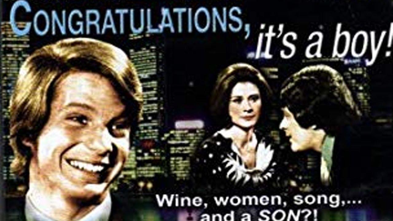 Congratulations It's a Boy! | American Television Comedy | Bill Bixby, Diane Baker
