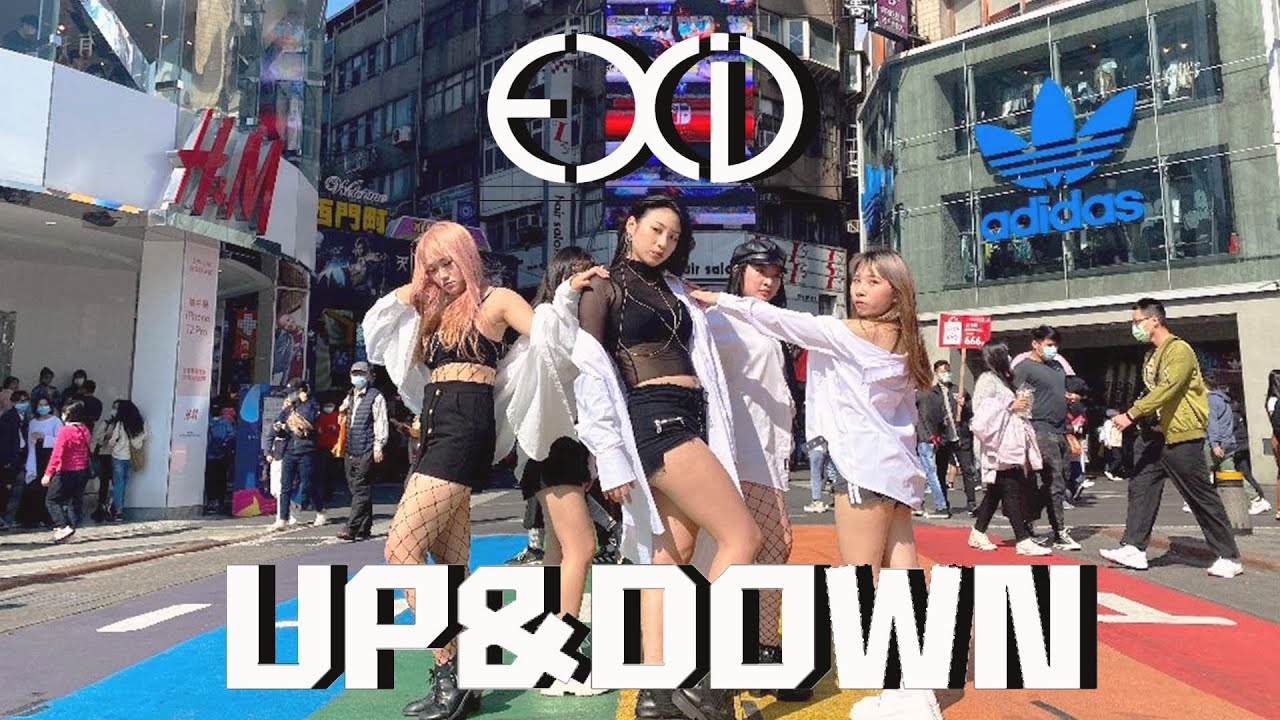 CLASSIC KPOP SERIES-[KPOP IN PUBLIC CHALLENGE] EXID - UP&DOWN(위아래) DANCE COVER BY SYZYGY FROM TA