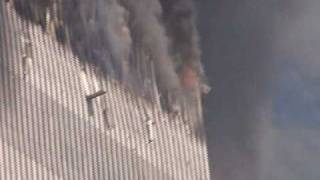 9/11, World Trade Center South Tower Falls - 52 Clips