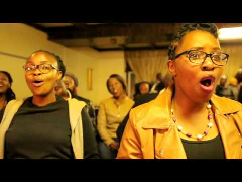 Maya Azucena Featuring Serumula Choir and Sotho Sounds - Set You Free