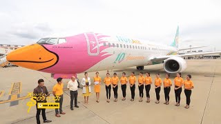 Nok Air : Sky Angel Episode 13 The Winner
