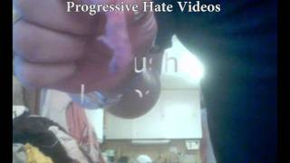 Progressive Videos Show Hate and Violence.