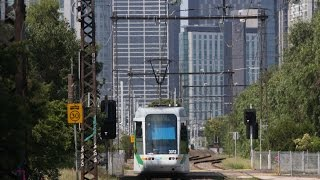 English - Melbourne Tram Route 109 from Port Melbourne to Box Hill ...