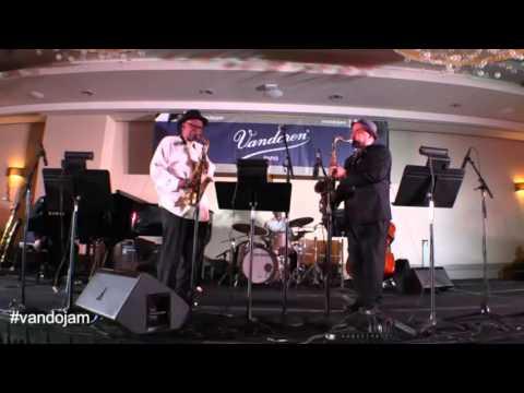 Jerry Vivino and Bobby Watson performance Part 2 2016