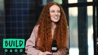 "Jess Glynne Discusses Her New Single, ""I'll Be There"""